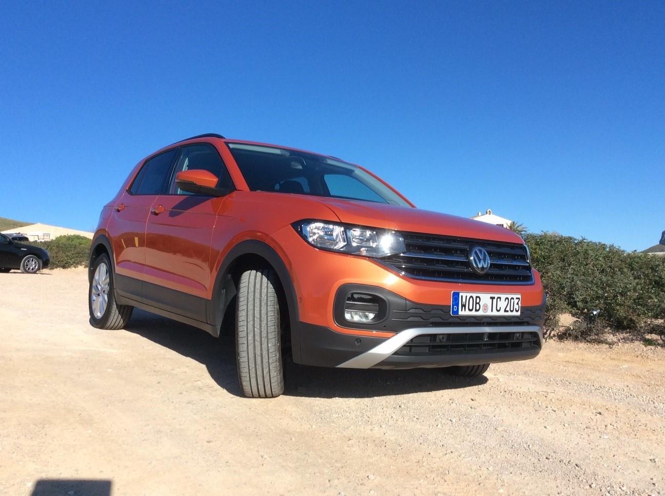 VW T-Cross 1